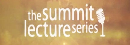 The Summit Lecture Series Slider