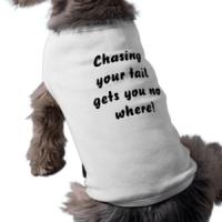 Chasing-Tail-DogShirt