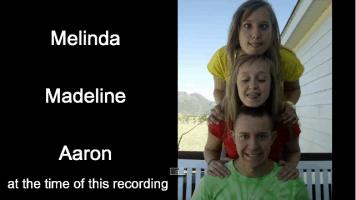 Melinda Madeline and Aaron