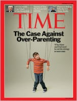Time Magazine OverParenting