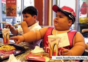 obesity at mcdonalds