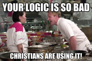 Christian Logic Is So Bad
