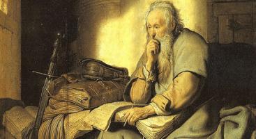 Apostle Rembrandt
