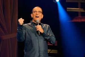 Comedian Nazareth