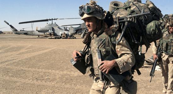 USMC Infantryman