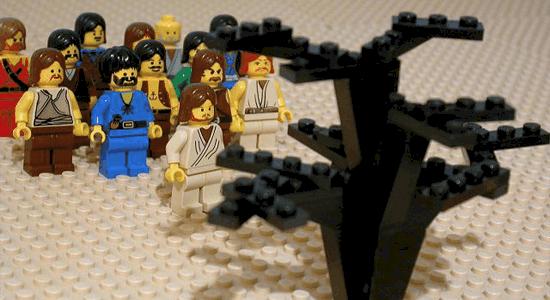Image: The BrickTestament