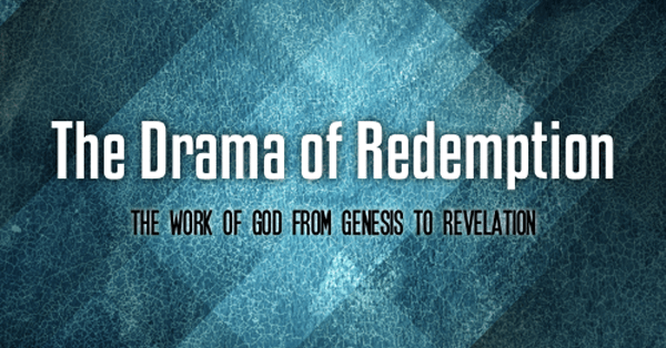 The Bible is an unfolding drama