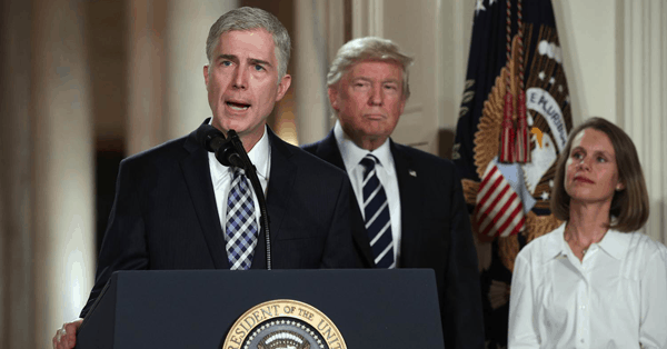 Supreme Court Nominee Judge Neil Gorsuch's Record on Religious Freedom