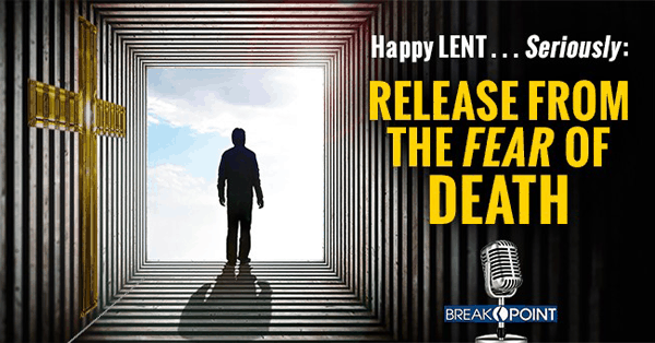 Lent, including its reminder of our mortality, is joyful