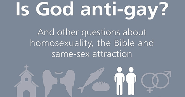Same-sex attraction from a Christian perspective