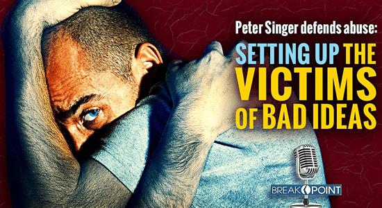 we must speak out against Peter Singer's utilitarian moral reasoning