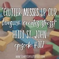 Counter-Cultural parenting advice from Heidi St. John