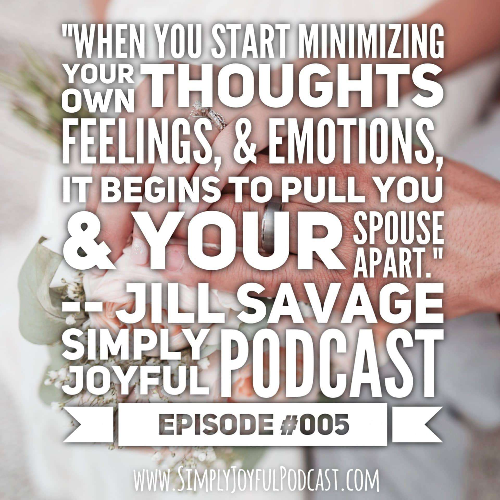 A Candid Conversation on Marriage & How to Affair Proof Yours!