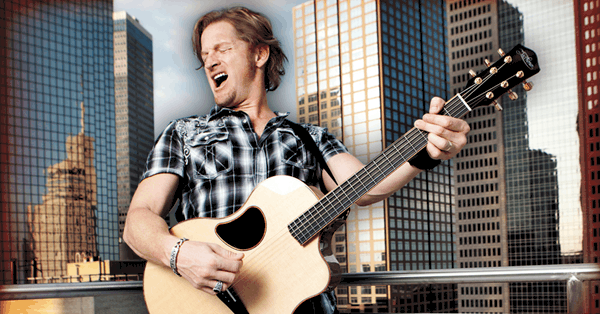 Comedians Daren Streblow and Tim Hawkins