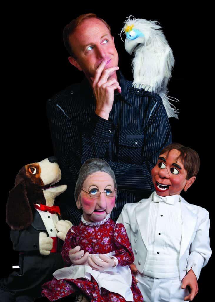 David Pendleton - Ask A Ventriloquist