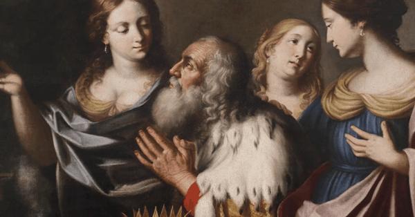 Was King Solomon Saved?