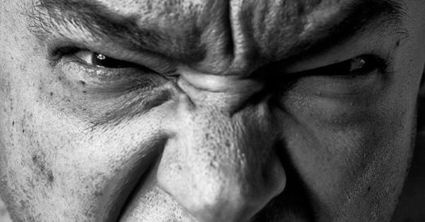 Unorthodox Anger