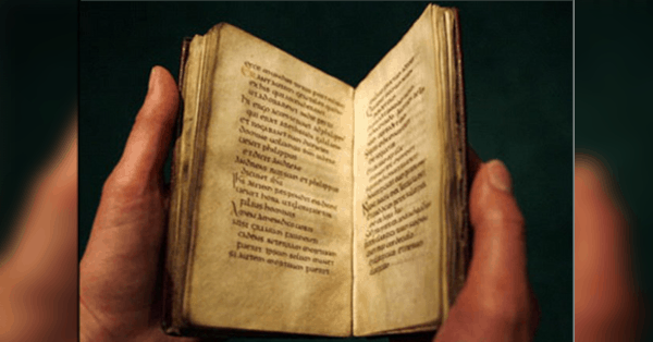 St. Cuthbert Gospel - a $14 Million Book
