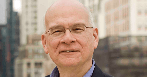 An Interview With Timothy Keller