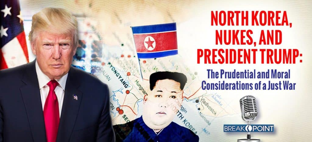North Korea, Nukes, and President Trump