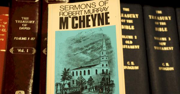 Pastor Robert Murray M'Cheyne