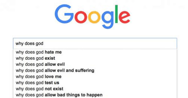 What People Are Googling