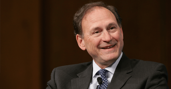 Justice Alito Challenges Americans to Protect Religious Freedom