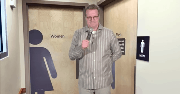 Interview with a Women's Restroom (Transgenderism)