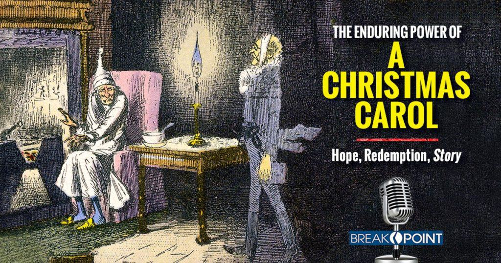 """The Enduring Power of """"A Christmas Carol"""" - Hope, Redemption, Story"""