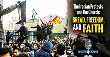 Iranian Protests and the Church - Bread, Freedom, and Faith