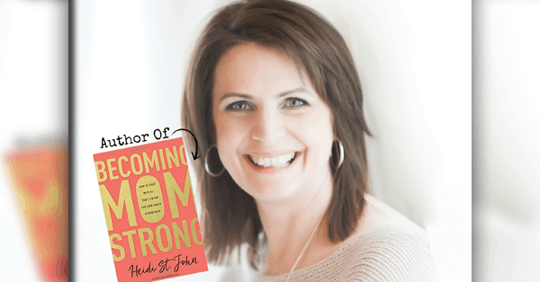 Importance of Leaning on God to Become MomStrong