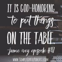 The Importance of Being Real & Sharing Our God Story